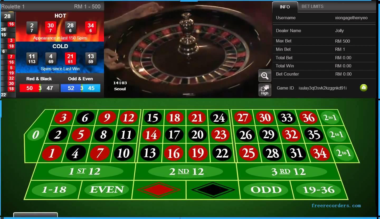 Bermain Roulette Online Di Agen Casino Terpercaya